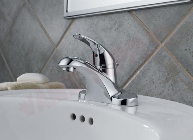 Rless Single Lever Bathroom Faucet