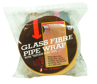 GPW : Dundas Jafine Fiberglass Pipe Insulation Wrap, 3