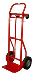 HEAVY DUTY CONVERTIBLE HAND TRUCK, 600LBS LOAD