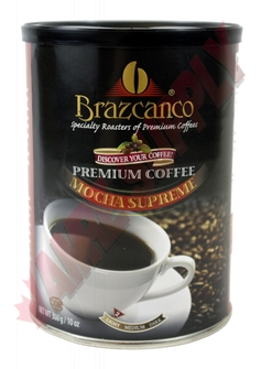 00145 Brazcanco Premium Coffee Mocha Supreme Blend 300g