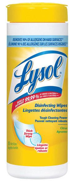 Lysol SDS Forms