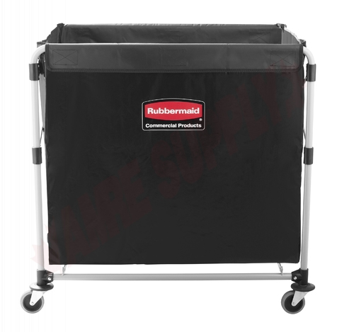 Photo 3 of 1881750 : Rubbermaid Collapsible X-Cart With Bag
