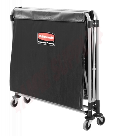 Photo 2 of 1881750 : Rubbermaid Collapsible X-Cart With Bag