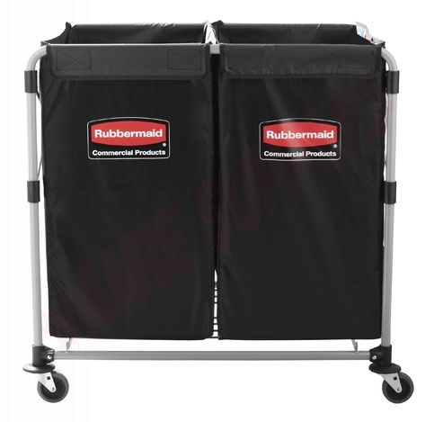 Photo 3 of 1881781 : Rubbermaid Collapsible X-Cart With Bag