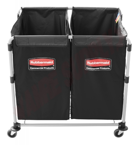 Photo 4 of 1881781 : Rubbermaid Collapsible X-Cart With Bag