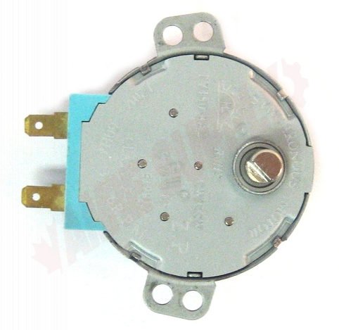 Photo 9 of W10210848 : Whirlpool Microwave Turntable Motor Assembly