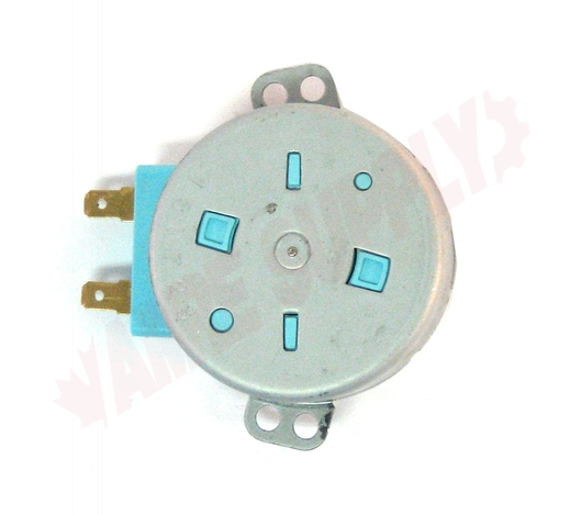 Photo 10 of W10210848 : Whirlpool Microwave Turntable Motor Assembly