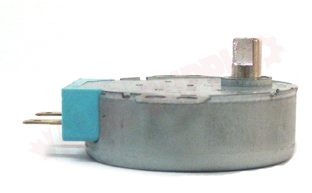 Photo 11 of W10210848 : Whirlpool Microwave Turntable Motor Assembly