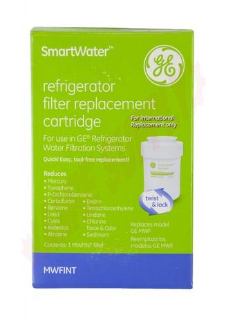 WG03F00835 : GE Smarer Refrigerator Water Filter, MWF/MWFINT on
